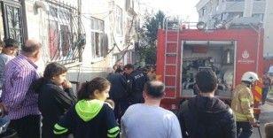 Başakşehir'de elektrikli sobadan çıkan yangında 2 kardeş hayatını kaybetti