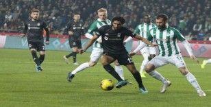 Konyaspor: 0 - Beşiktaş: 1