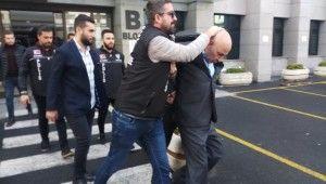 Organize suç örgütü lideri Ayvaz Korkmaz adliyeye sevk edildi