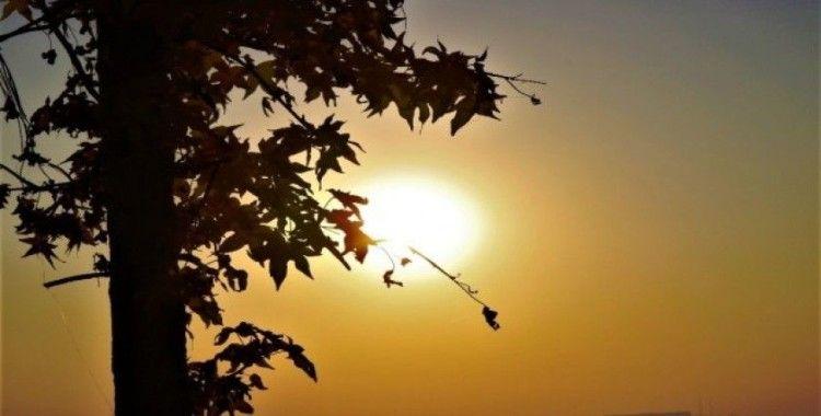 Diyarbakır'da sonbahar güzellikleri