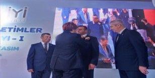 Kaş'ta DP'li 2 meclis üyesi İYİ Parti'ye katıldı