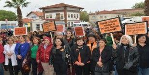 Çiğli Belediyesinden kadın mücadelesine destek