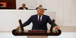 """AK Partili Canbey: """"Bu savaş yapılacak kongre öncesi CHP içerisindeki grupların savaşıdır"""""""