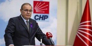 CHP Sözcüsü Öztrak: Kumpas CHP'ye kurulmuştur