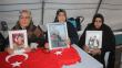 HDP önündeki ailelerin evlat nöbeti 84'üncü gününde