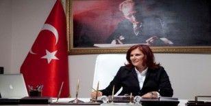 Başkan Çerçioğlu'nun Kadına Şiddet Mücadele Günü mesajı