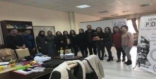 Kars'ta Oyun Terapisi, Resim Analizi içerikli atölye eğitimi düzenledi