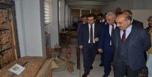 Kozan Şehit Kubilay İlkokulu'nda müze ve atölye açıldı