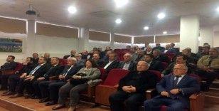 Sinop'ta Birlik Başkanlığı Encümen Seçimi yapıldı