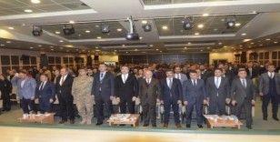 Erzurum'da ''Şiddete dur de'' programı