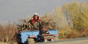 Köylerde kışa hazırlık