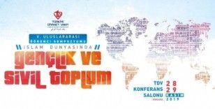 Üniversite öğrencileri İslam Dünyasında Gençlik ve Sivil Toplumun sorunlarını tartışacak