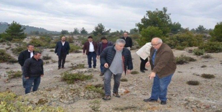 Yunusemre kırsal kalkınmayı destekliyor