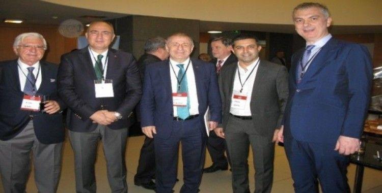 42. Dönem Taksim toplantılarının 179. oturumuna Kuşadası Belediyesi ev sahipliği yaptı