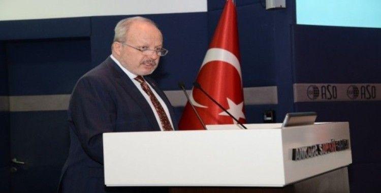 ASO Başkanı Özdebir'den asgari ücret açıklaması