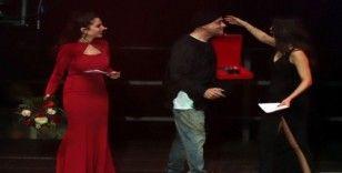 Berlin'de 12 sanatçıya Avrupa Türk Müzik Ödülü 'ETMA' verildi