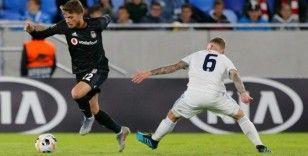 Beşiktaş, UEFA Avrupa Ligi'nde yarın Slovan Bratislava'yı konuk edecek