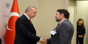 İSEDAK toplantısında aile fotoğrafı çekildi, Borsa İstanbul Genel Müdürü Hakan Atilla da fotoğrafa katıldı