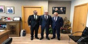 Başkan Kayda'dan Ankara çıkarması