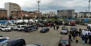Arnavutluk'ta bir deprem daha