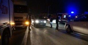 Sancaktepe'de tır yayaya çarptı: 1 ölü