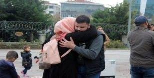 Suriyeli vatandaşların ülkelerin dönüşü devam ediyor