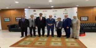 Rektör Polat, Malezya'nın önde gelen üniversitelerini ziyaret etti