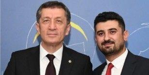 Yılın öğretmeni Ahmet Demircan, Ankara'da Bilecik'i temsil etti