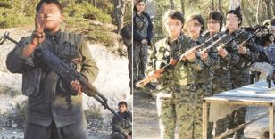 Terör örgütü PKK/YPG/KCK çocukları ön saflara yolladı