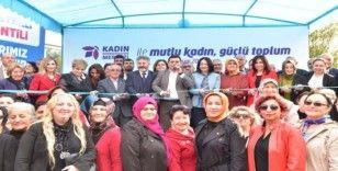 Kepez'e 'Kadın koordinasyon merkezi'