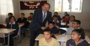 Vali Pehlivan'dan Katran Ortaokulu ve Gençlik Merkezi'ne ziyaret