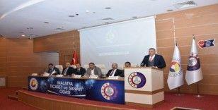MTSO  Kasım ayı olağan meclis toplantısı yapıldı