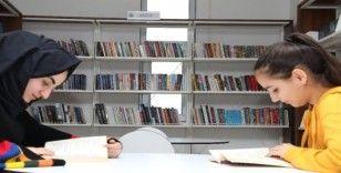 İlkadım Belediyesi Kütüphanesi halkın hizmetinde