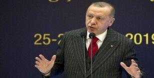 Cumhurbaşkanı Erdoğan 6'ncı Din Şurası'nda konuştu