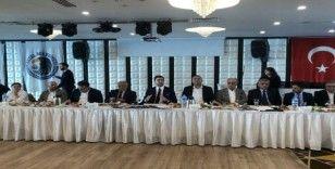 Kartal Belediye Başkanı Gökhan Yüksel yerel basın ile bir araya geldi