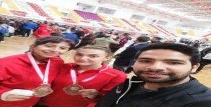 Dodurga Spor Kulübü  sporcusu Ayşe Karaca Türkiye 3.'sü oldu