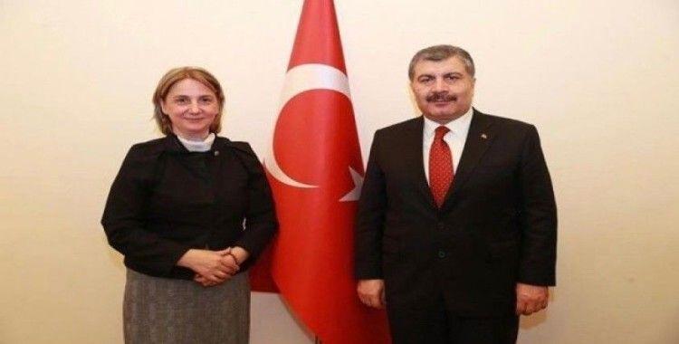 AK Parti'li Zeybek'ten Kocaeli'ye 65 milyonluk sağlık yatırımı müjdesi