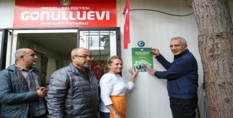Mezitli'nin Filizlerine gönüllü destek