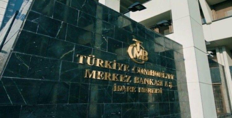 TCMB: 'Döviz kuru oynaklıkları azaldı, faizler belirgin olarak geriledi'