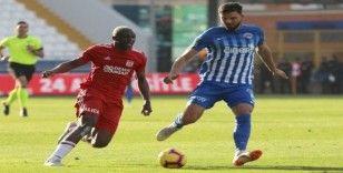 Sivasspor, Kasımpaşa ile 19. randevuda