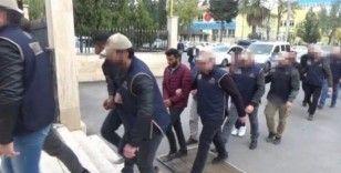 Şanlıurfa'da sosyal medyada terör propagandası yapanlara operasyon: 15 gözaltı