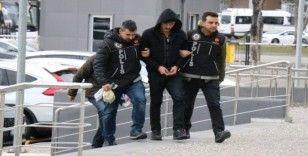 TEM'de uyuşturucu operasyonu: 1 gözaltı