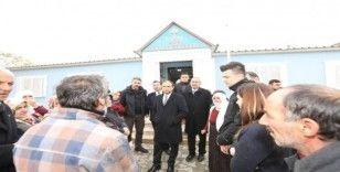 Başkan Vekili Aslan'dan mahalle ziyareti