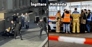 İngiltere ve Hollanda'da terör