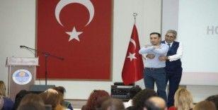 Mersin Büyükşehir personeline ilk yardım eğitimi verildi