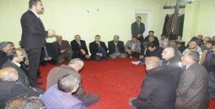 Muradiye'de cinsel istismar ve kadına yönelik şiddetle mücadele semineri