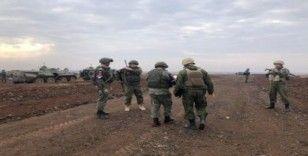 MSB: 'Rus askerleri ile Fırat'ın doğusunda icra edilen Onikinci Kara Devriyesi tamamlandı'