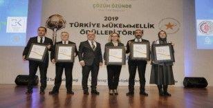 Bursalı Erdem Kaya Patent'e 'Mükemmellikte 5 Yıldız' ödülü