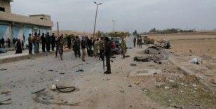 Tel Abyad'da patlama: 7 yaralı