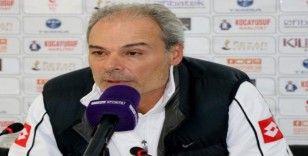 """Engin İpekoğlu: """"Maçta belirsizlik ve egoistlik vardı"""""""